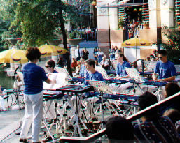 Outdoors Keyboard Ensemble Event